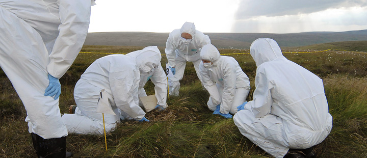Case Study in Forensic Archaeology - Forensic Archaeology