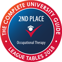 Occupational Therapy badge