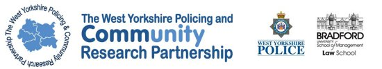 West Yorkshire Policing and Community Research Partnership