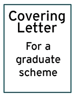 Sample covering letter for a graduate scheme