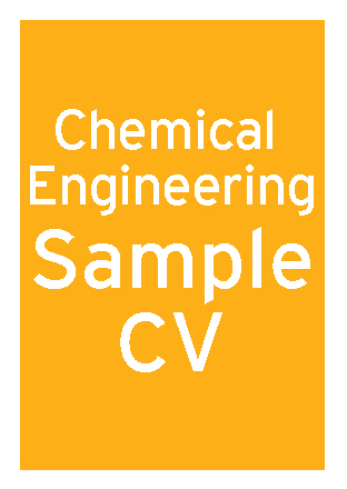 Chemical Engineering MEng CV thumbnail