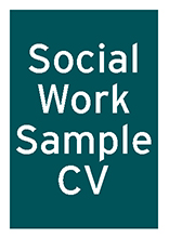 Social Work sample CV thumbnail