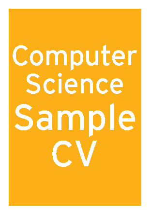 Computer Science CV thumbnail