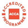 Accredited by ACCA